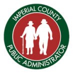 imperial county public administration logo