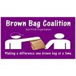 brown bag coalition logo